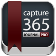 Capture 365 Journal Pro dagboek voor iPhone iPod touch iPad