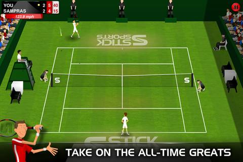 GU DI Stick Tennis iPhone header