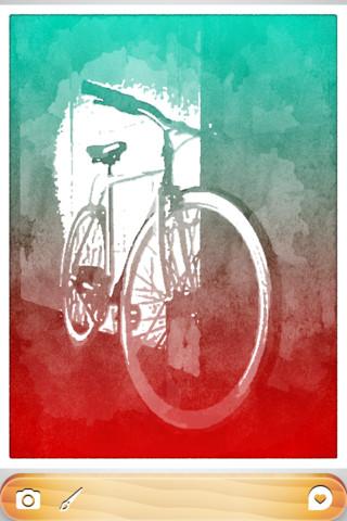Popsicolor fiets