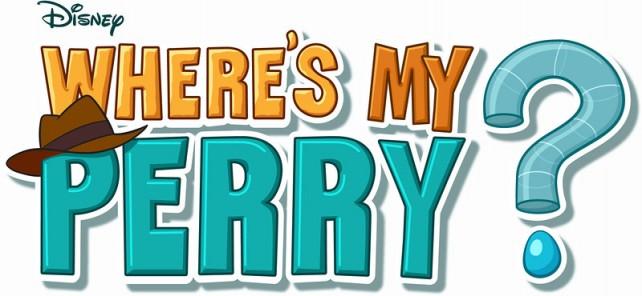 GU MA Where's My Perry logo iPhone