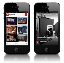 Flipboard iPhone