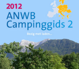 ANWB Campinggids 1 en 2 2012 iPhone offline