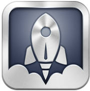 Launch Center Pro iPhone iPod touch startpagina