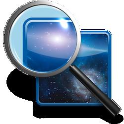 Retina app-icoon