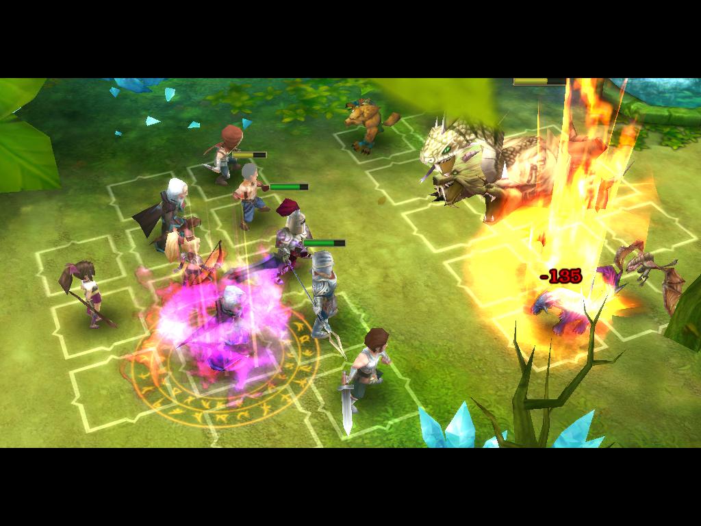 GU DI Realm of Swords iPhone screenshot