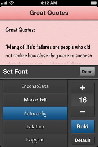 Just Type lettertype aanpassen