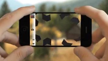 iphone 5 transparant