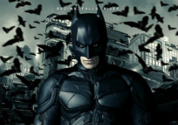 GU VR The Dark Knight Rises Batman iPhone