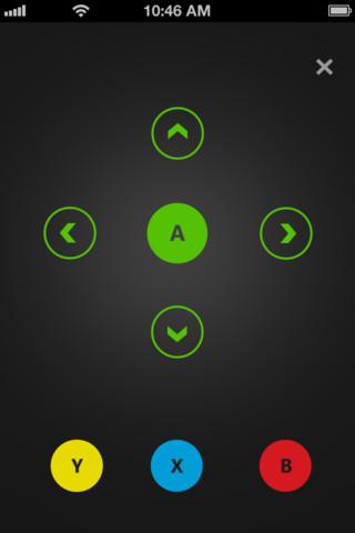 My Xbox Live iPhone als Xbox 360 remote