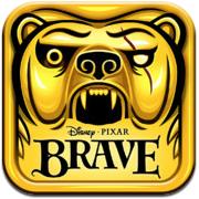 Temple Run Brave iPhone iPod touch iPad uitgekomen