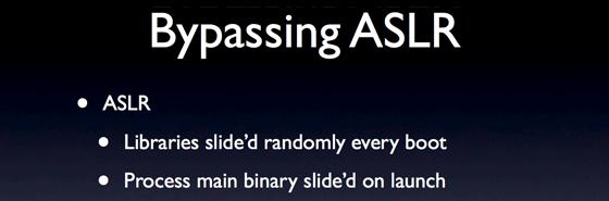 ASLR op iOS 5.1.1