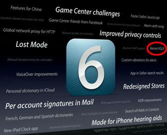 iOS 6: Kernel ASLR