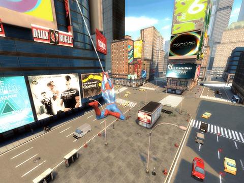 GU DI The Amazing Spider-Man iPhone