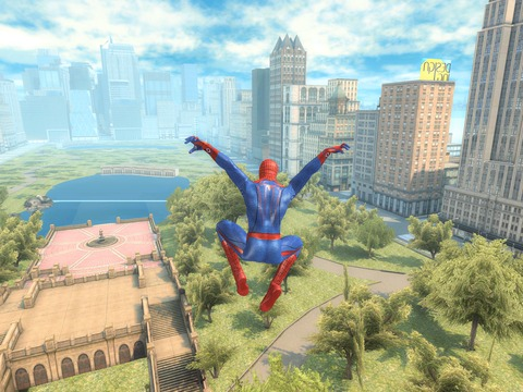 GU DI The Amazing Spider-Man header