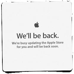 Apple Store Offline
