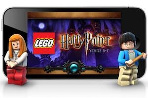 lego harry potter iphone