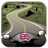 motorcycle ride gps
