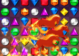Bejeweled Blitz header iPhone iPod touch