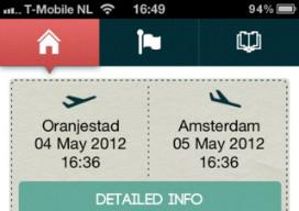 Jet Lag App iPhone jetlag terugdringen