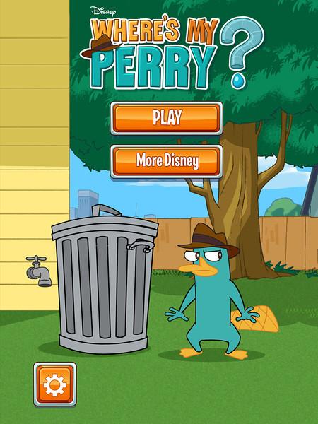 GU DI Where's My Perry header