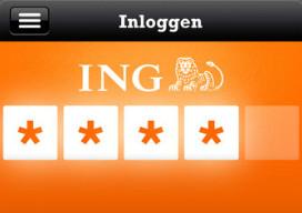 ING Bankieren vernieuwd iPhone iPod touch