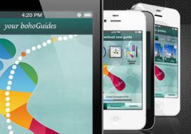 Bohoguides offline reisgids iPhone iPod touch