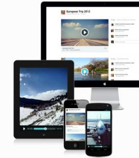 Cloudee video op alle platformen