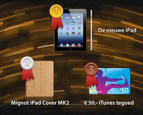 Prijzen iphoneclub ek challenge