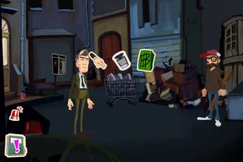 GU VR The Naked Gun iPhone iPad