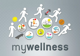 Mywellness iPhone iPod touch fit worden