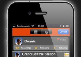 Ambicast iPhone iPod touch geluiden van de wereld