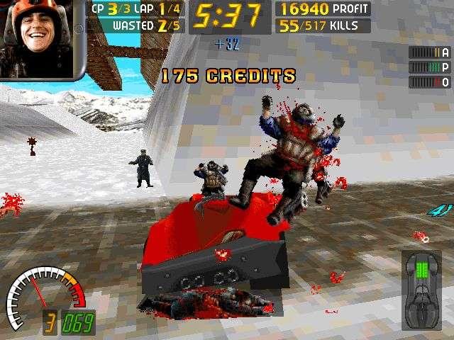 Carmageddon screenshot pc