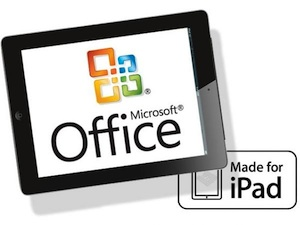 office made for ipad