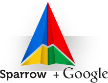 sparrow-and-google