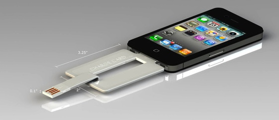 charge card iphone