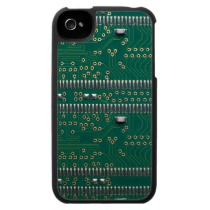 memory chip iphone case