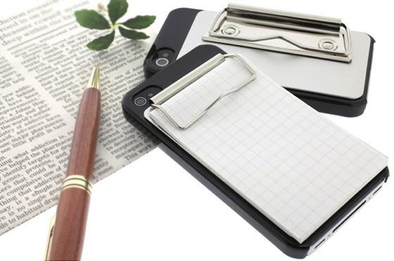 clip board case iphone
