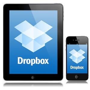 dropbox ipad iphone