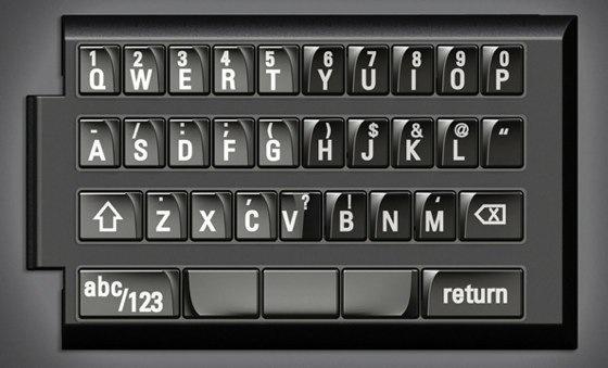 spike toetsenbord