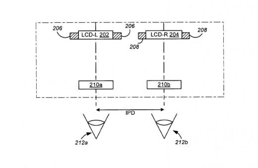 Patent Apple Glass