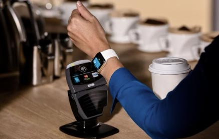 apple watch nfc betaling
