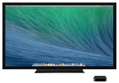 AirPlay Mac OS X
