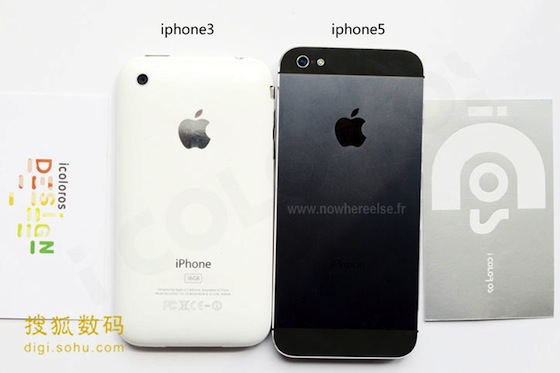 iPhone 5 comparison 3