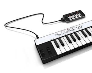 iRIg Keys detail
