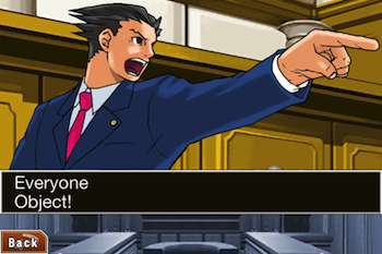 GU WO Phoenix Wright HD iPhone header