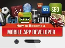App-ontwikkelaar infographic teaser