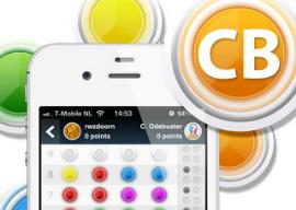 CodeBusters Mastermind online voor iPhone