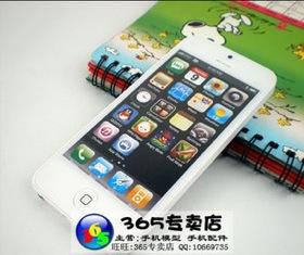 iPhone 5 dummy