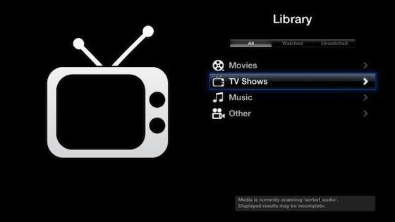 aTV Flash 2.0 screenshot