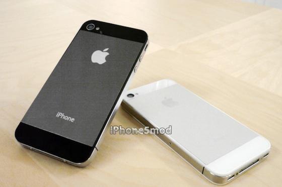 iphone 5 ombouwen
